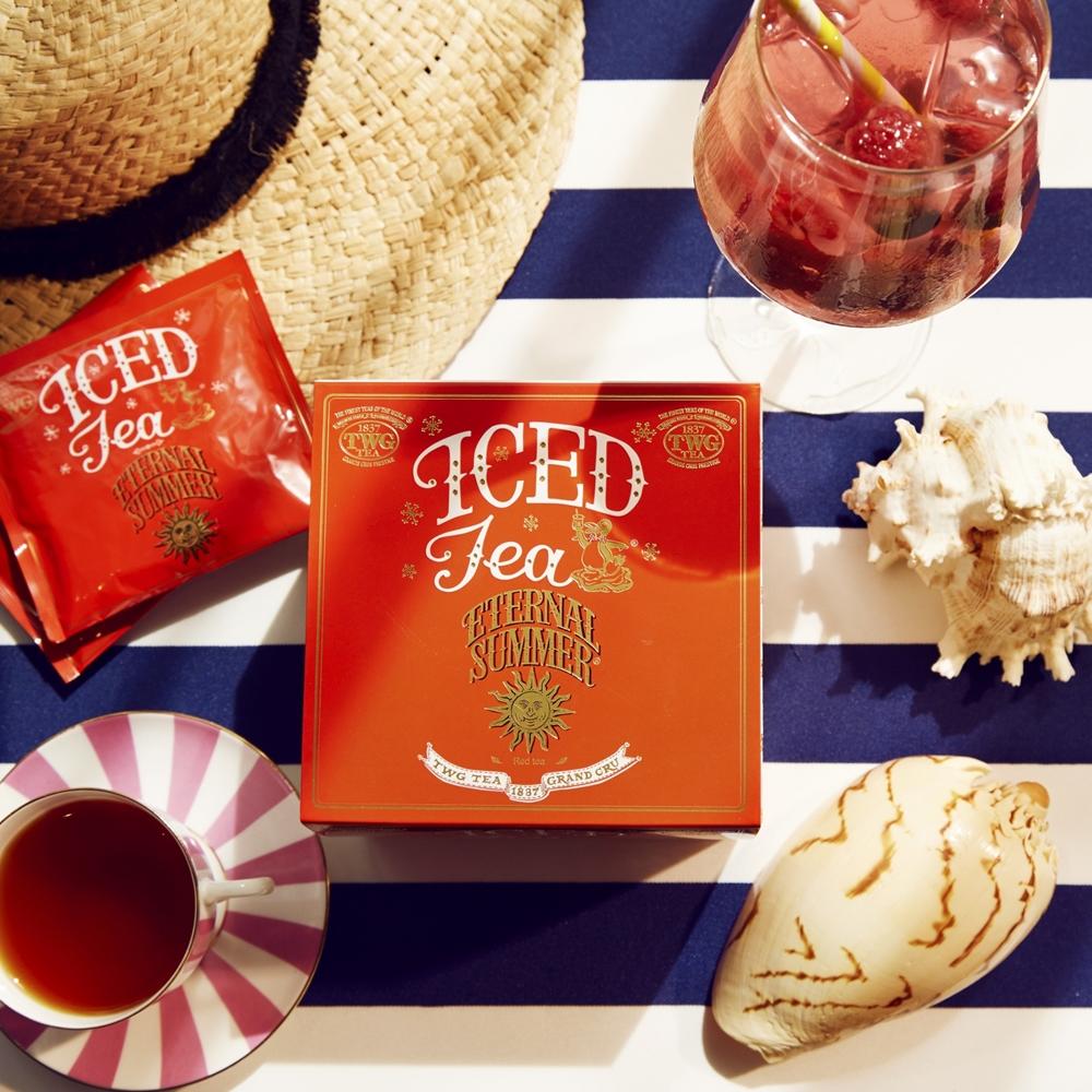 2. TWG Tea手工冰茶包系列(Iced Teabag Collection)