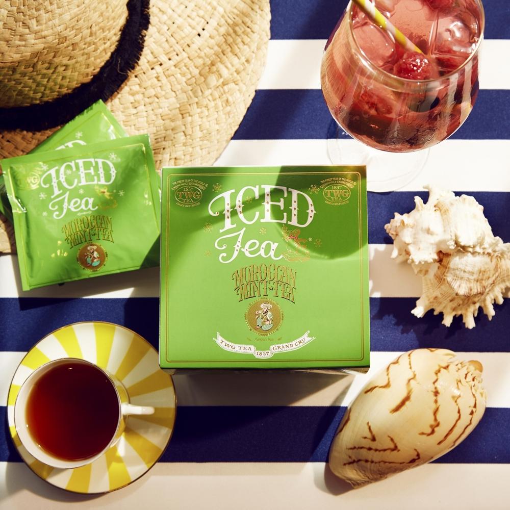 3. TWG Tea手工冰茶包系列(Iced Teabag Collection)