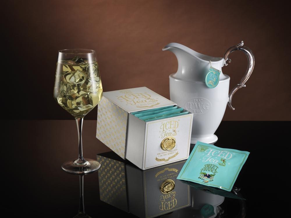 4. TWG Tea 準備冰茶的規則