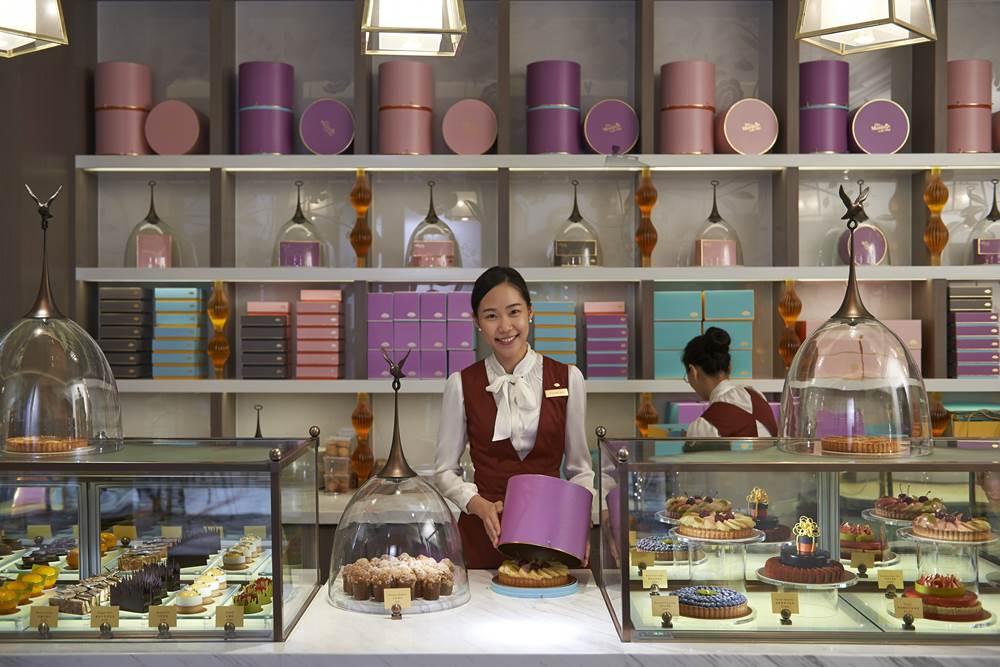 MOTPE Cake Shop 文華餅房