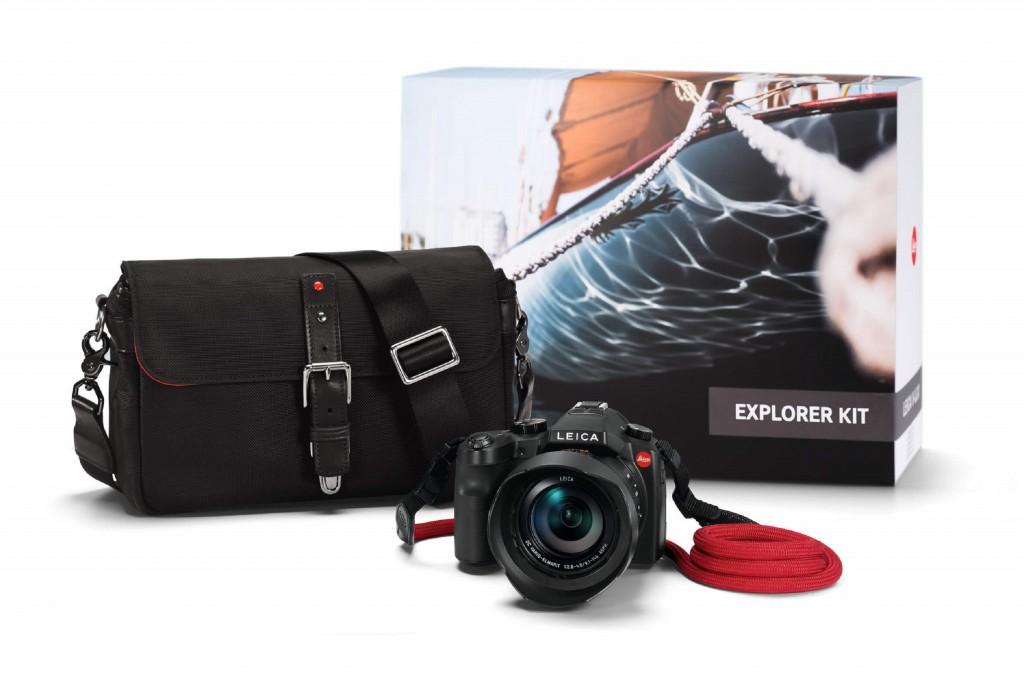 【徠卡相機新聞圖片】徠卡 V-Lux輕便相機探險家套裝組﹝含盒﹞_Leica V-Lux Explorer Kit
