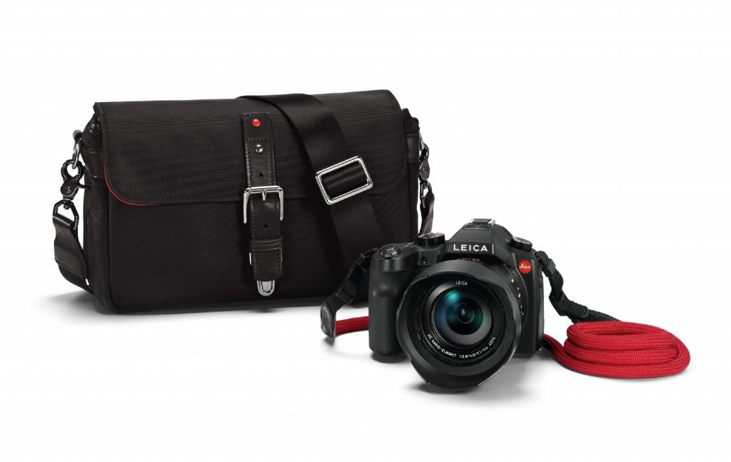 【徠卡相機新聞圖片】徠卡 V-Lux輕便相機探險家套裝組_Leica V-Lux Explorer Kit
