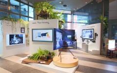 台灣三星攜手Fujin Tree富錦樹集團打造Samsung ╳ Fujin Tree Café 富錦樹咖啡店「隨寓而美」品牌快閃店