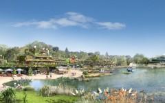 2012 05 10 - Perspective jardins suspendus & parc aquatique