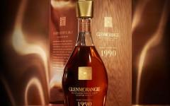 Glenmorangie Grand Vintage 1990,建議零售價格:NT$16,500。