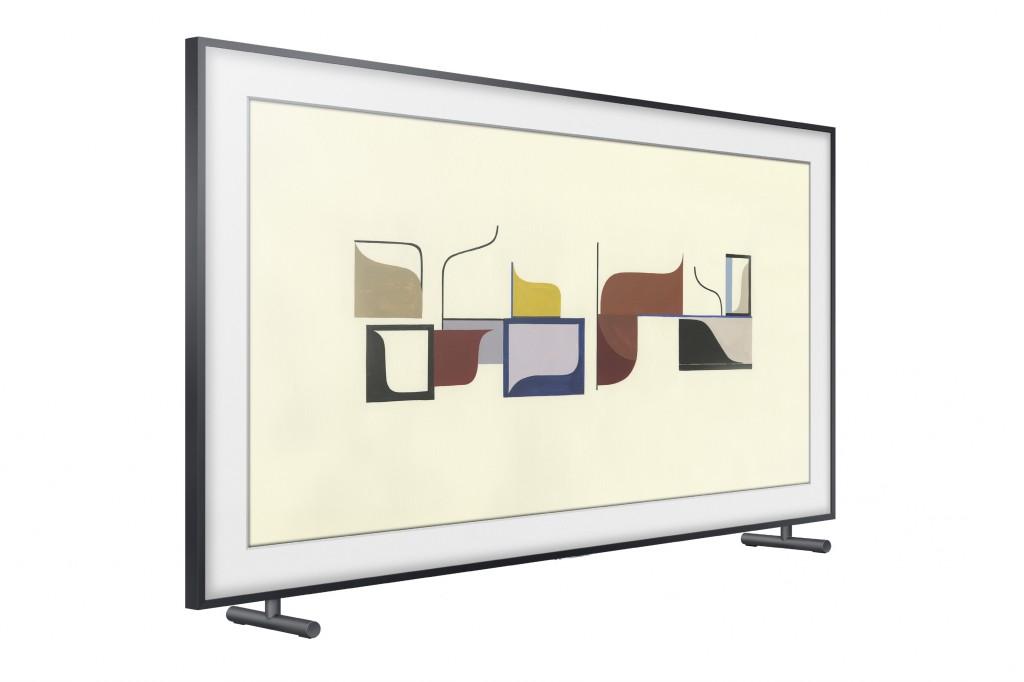 Samsung『THE FRAME』美學電視率先在台推出55吋和65吋兩款4K UHD電視機型