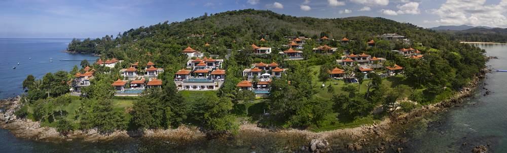 Trisara - Residential Villas - Aerial (1)