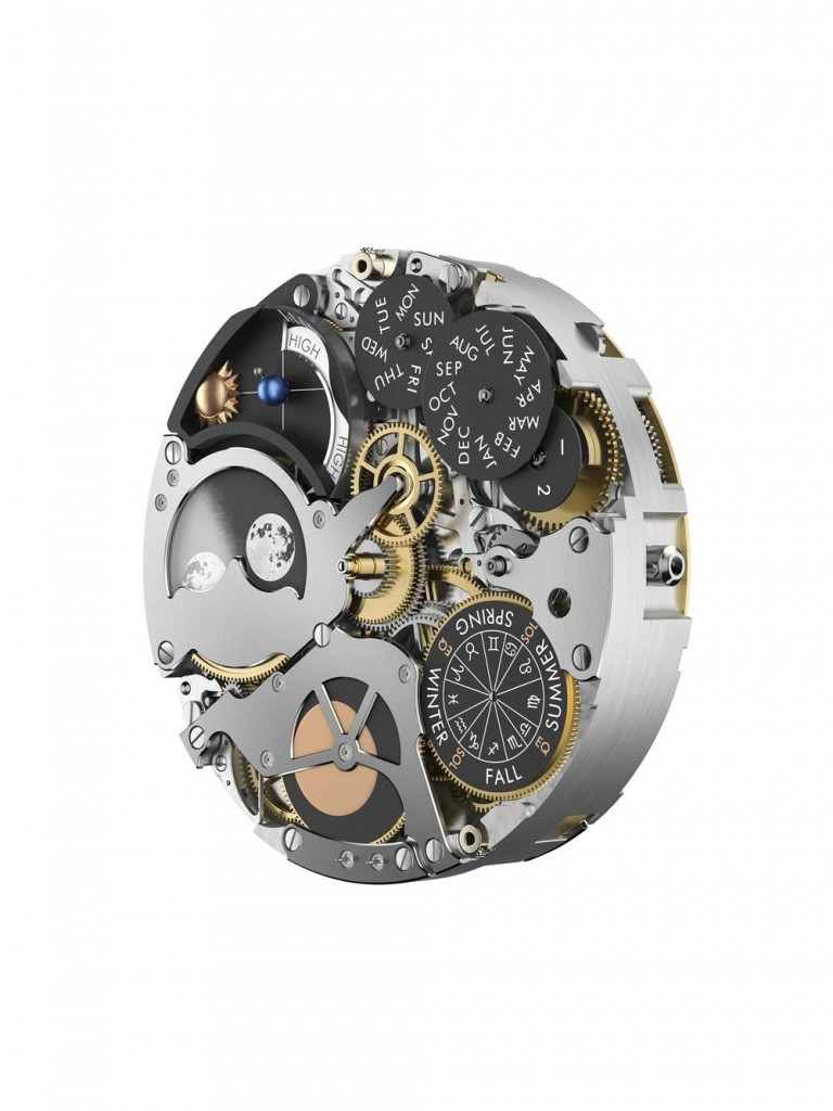 calibre 3600 Les Cabinotiers Celestia Astronomical Grand Complication 3600 9720C-000G-B281
