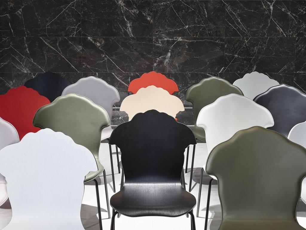 Versace Home 2017 Shadow系列座椅