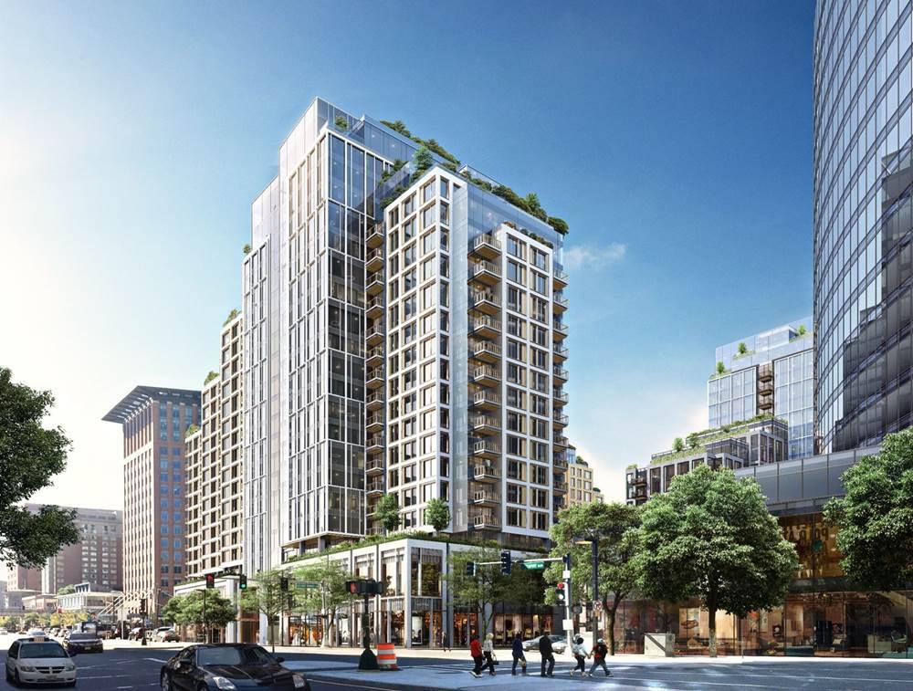 美國波士頓最受矚目的全新住宅、零售綜合開發案EchelonSeapoert