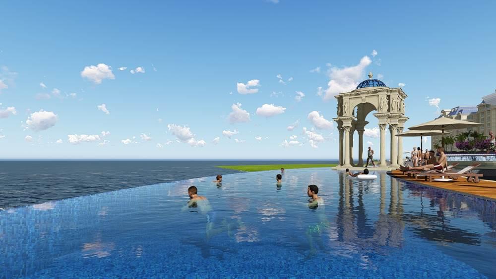 面海無邊際泳池 (2)