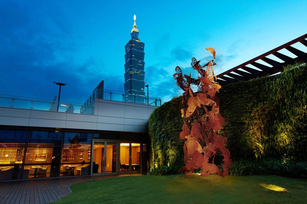 新聞附件(5)-寒舍艾麗酒店空中花園景觀