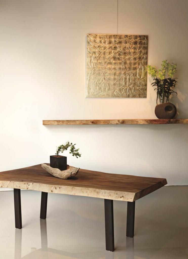 跳脫傳統實木傢俱樣貌