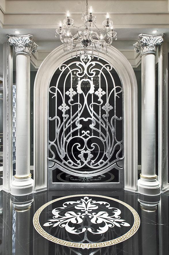 黃書恆-玄武設計中央公園豪宅樣品屋樣板房01