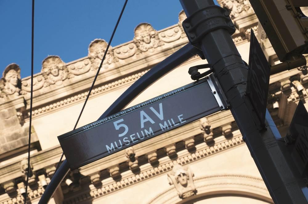 October 2009, Manhattan, New York City, New York State, USA --- USA, New York, Manhattan, Fifth Avenue, Museum Mile, Metropolitan Museum of Art --- Image by ?Alan Copson/JAI/Corbis