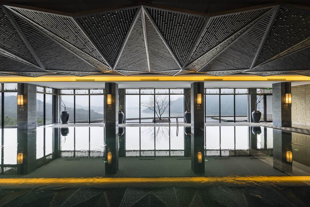 Alila Anji - Facilities - Indoor Pool 01