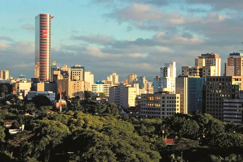 BE7W3D West side of Sao Paulo, Brazil