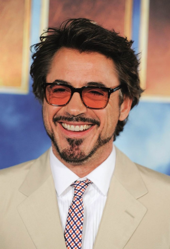 CPD8HG Robert Downey Jr