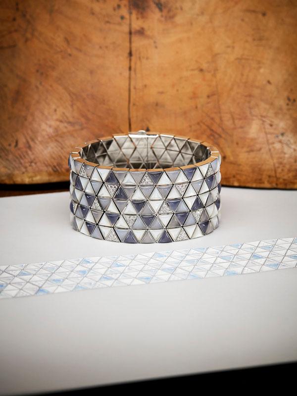 Marqueterie bracelet