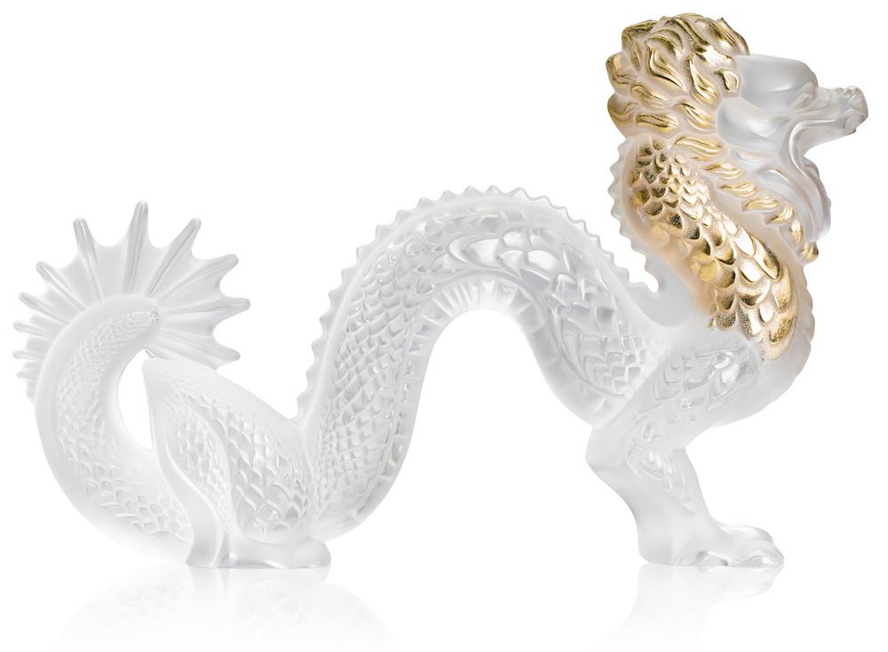 『龍的傳說』雕塑