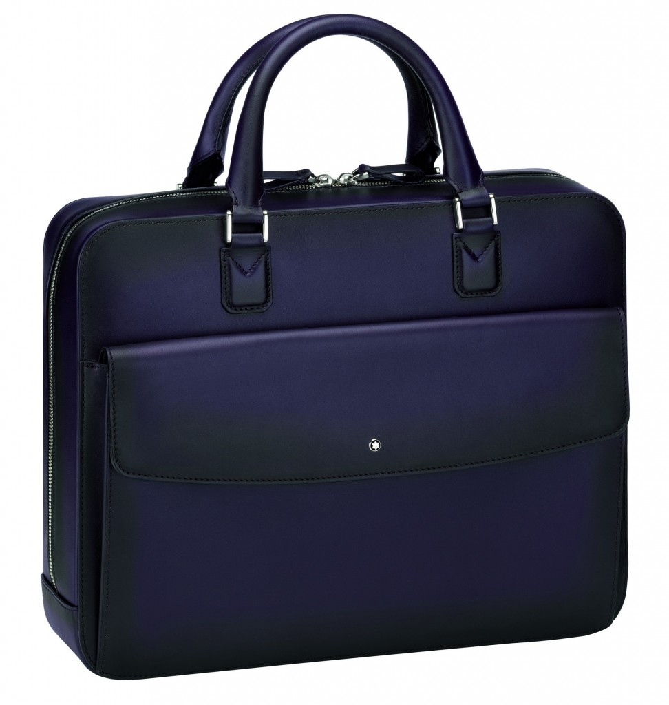 114504 萬寶龍大師傑作精選墨韻系列深紫色文件包,NT$59,800
