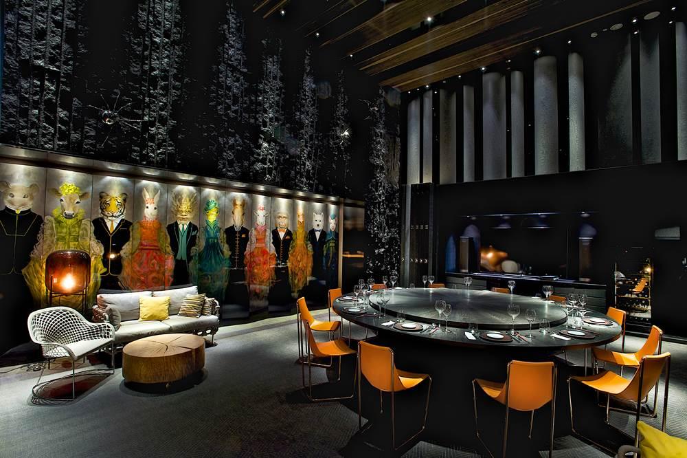 館內餐廳_原石貴賓廳 CAVE VIP ROOM