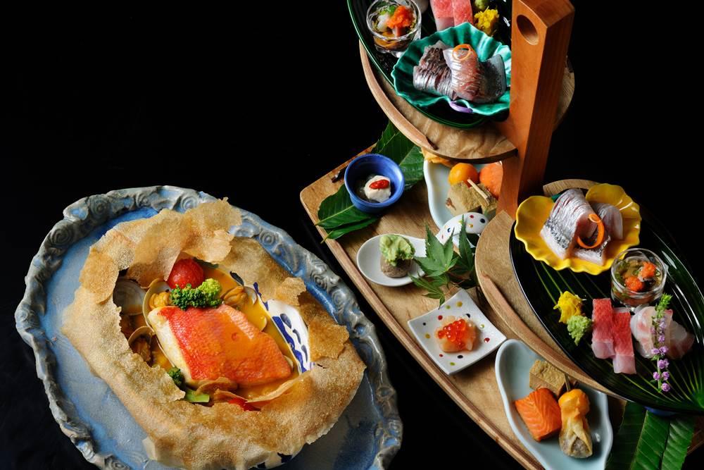 【界Anjin】金目鯛料理