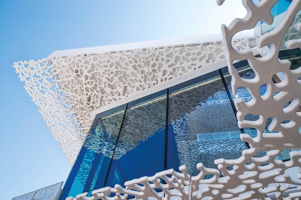 寶格麗杜拜飯店與度假村_飯店外觀建築照(1)