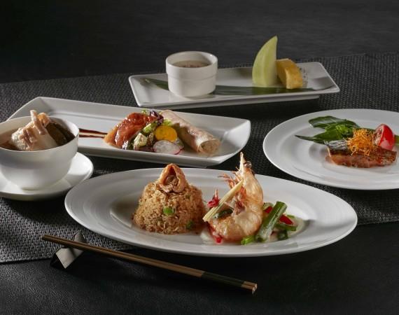 03-【粵式輕饗宴】平日午間套餐 菜色照
