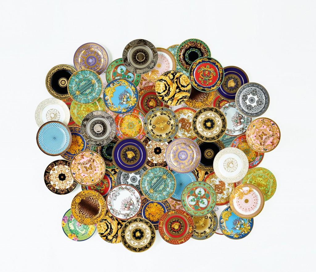 Versace Home歡慶與Rosenthal合作25週年推出全新紀念瓷器系列_1