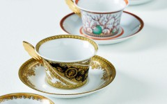 Versace Home歡慶與Rosenthal合作25週年推出全新紀念瓷器系列_2