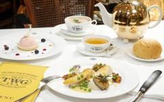 1. TWG Tea以母親節限定套餐(Mother's Day Set Menu)與暖心陪伴讚揚母愛