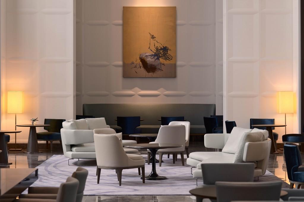 台北萬豪酒店Lobby Lounge02