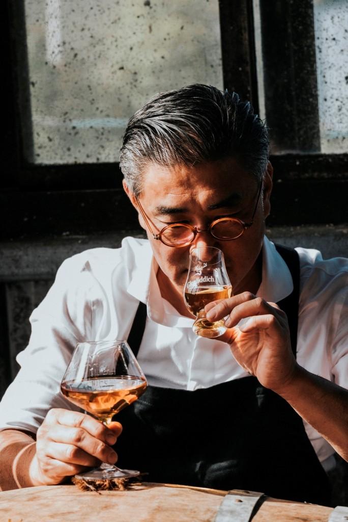 003-3 格蘭菲迪_釀酒師陳千浩博士於樹生酒莊