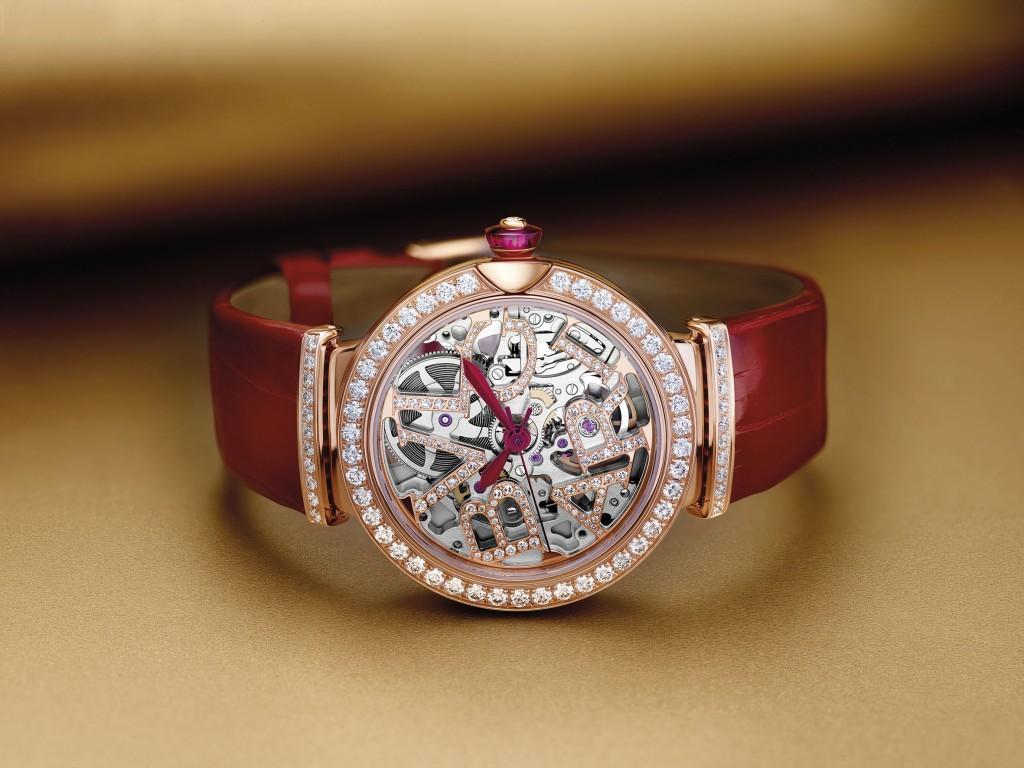 BVLGARI LVCEA SKELETON腕錶 , 約NT$927,000元(102833)_情境圖