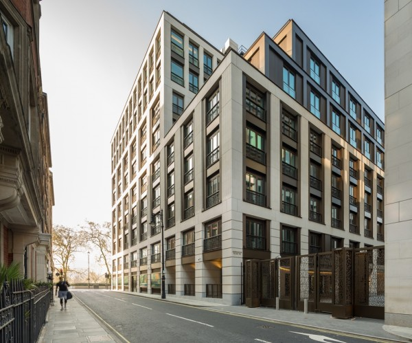 Clarges Mayfair_Exterior