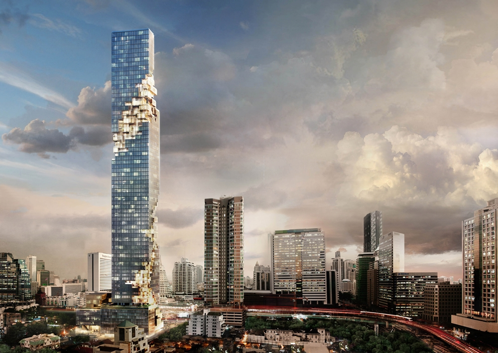 MahaNakhon by Buro Ole Scheeren Group through HLS_03