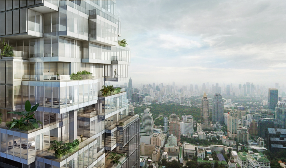 MahaNakhon by Buro Ole Scheeren Group through HLS_05