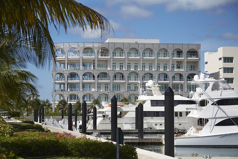 OAV, AL_Orchid building from Marina_Landscape_LR