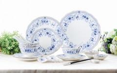 『Milano經典米蘭』系列4人份中式餐具20件組享78折,歡慶價24,000元即刻擁有!