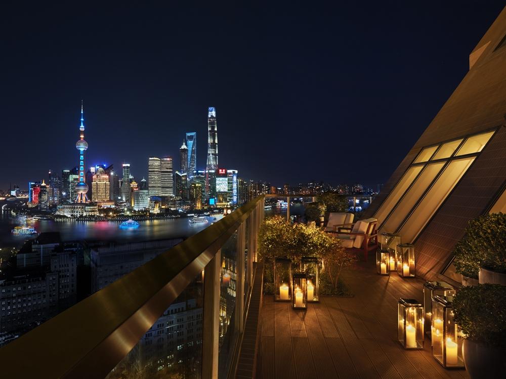 The Shanghai EDITON_Roof Garden