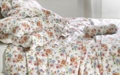 【Cottimaryanne】義大利原裝進口Floralia 芭蕾紗床組