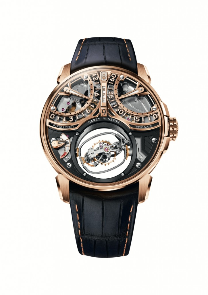 海瑞溫斯頓 史詩陀飛輪 Histoire de Tourbillon 9 號腕錶 (3)