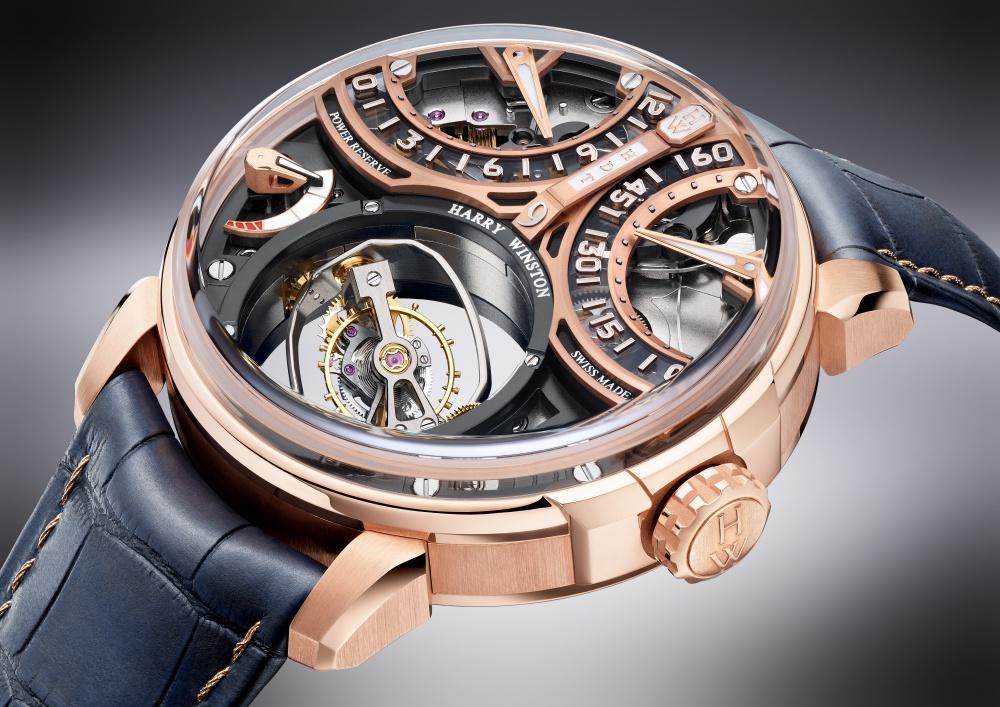 海瑞溫斯頓 史詩陀飛輪 Histoire de Tourbillon 9 號腕錶 (5)