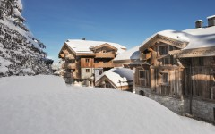 Six Senses Residences Courchevel_Exterior