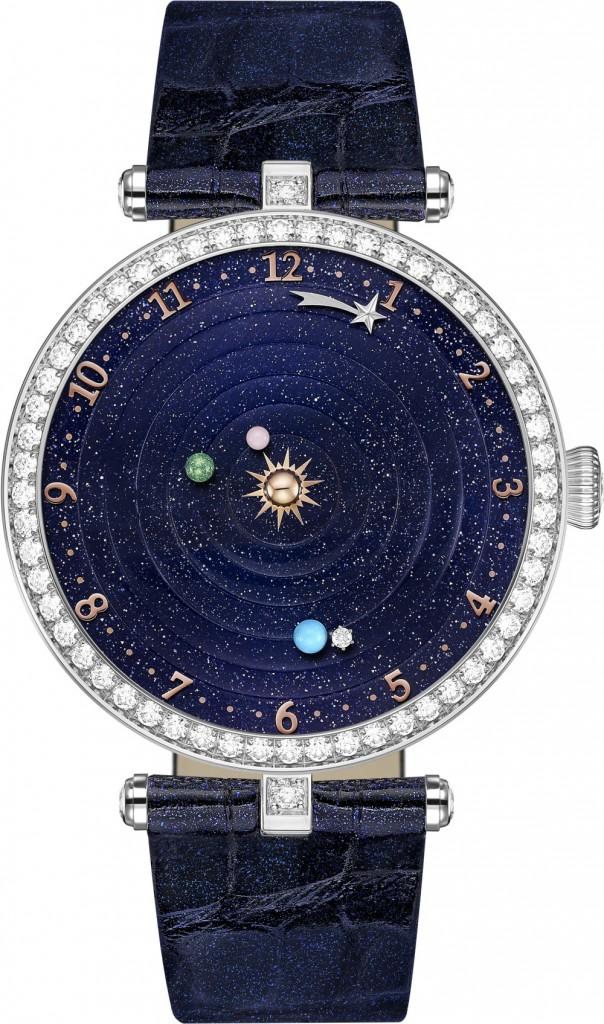 Van Cleef & Arpels - Lady Arpels Planetarium腕錶