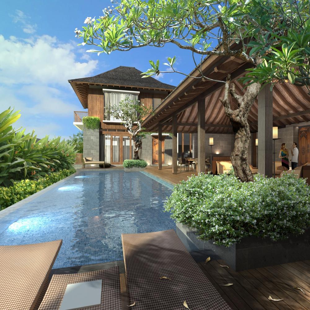 Kempinski Bali_Villa 1