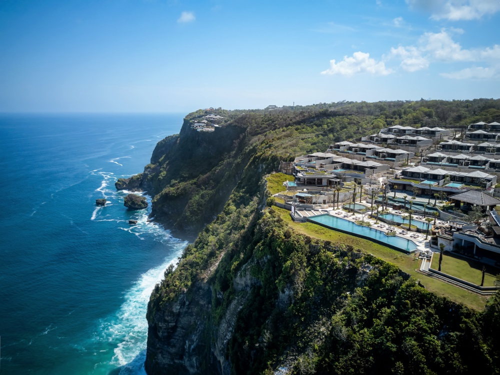 Six Senses Uluwatu_Aerial View 2