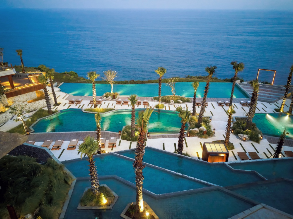 Six Senses Uluwatu_Swimming_Pools