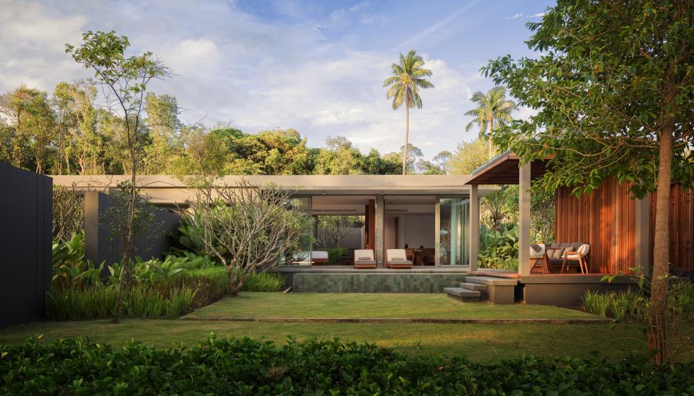 Alila Villas Koh Russey - Accommodation - One Bedroom Beach Villa 04